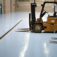 Slip testing for commercial floors